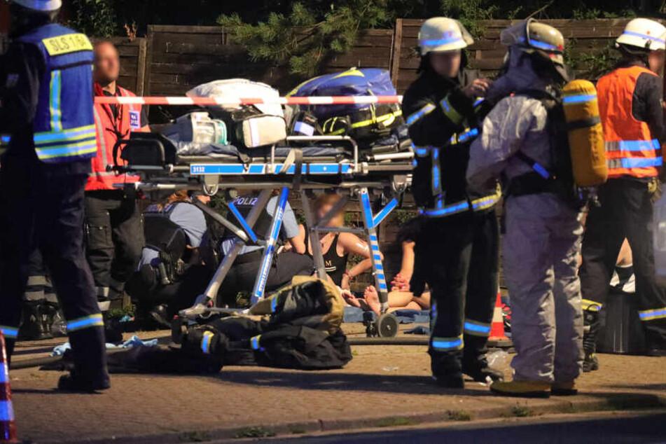 Buttersäure-Attacke auf Clubs: Mehrere Verletzte!