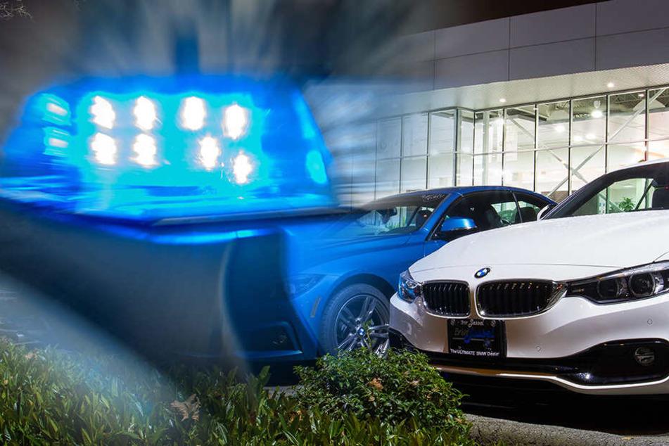 Mega-Schaden: Diebe bedienen sich in Löbauer Autohaus