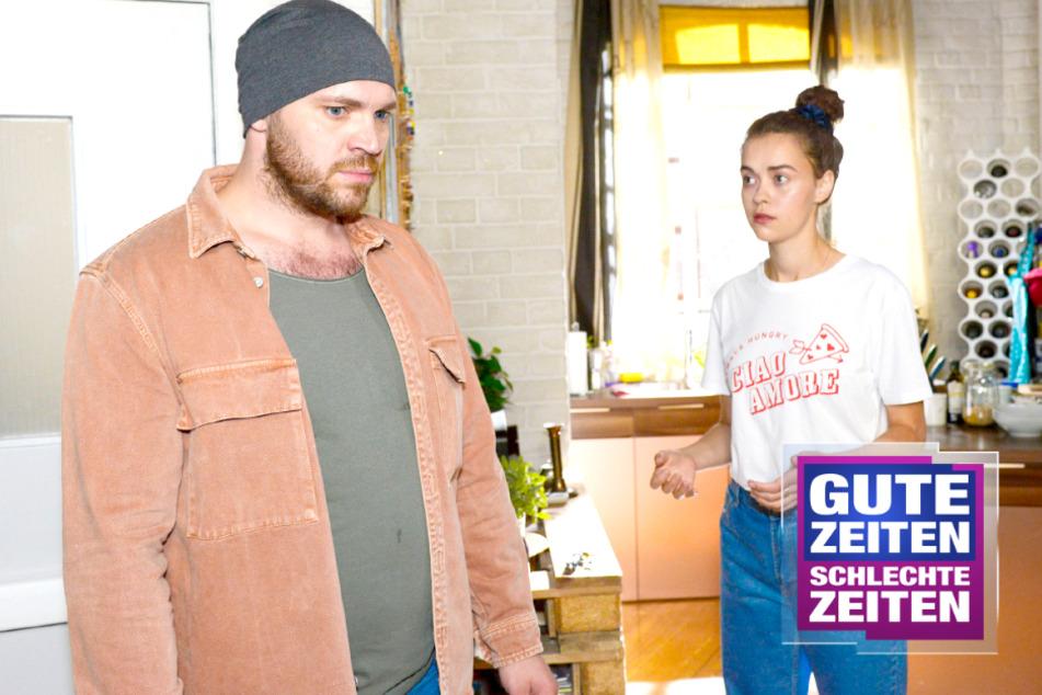 GZSZ: GZSZ: Merle ist schwanger! Behält sie das Baby?
