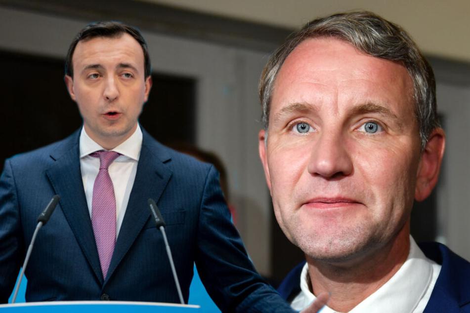 """CDU-Generalsekretär: AfD mit Björn Höcke auf dem Weg zur """"NPD 2.0"""""""