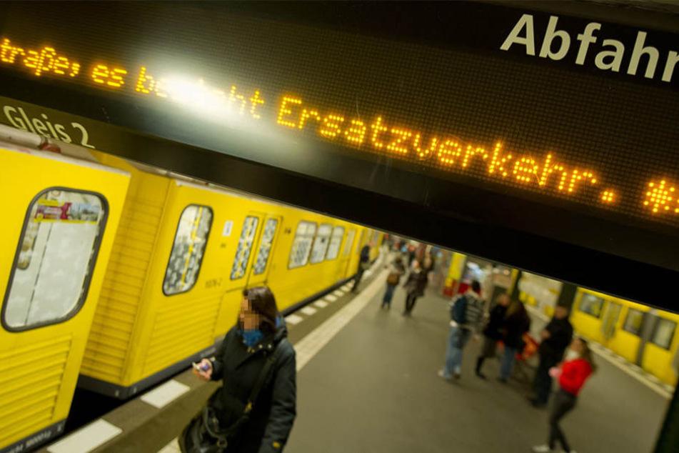 Ab dem 17. September fährt ab 23 Uhr auf der Strecke nur noch Schienenersatzverkehr.