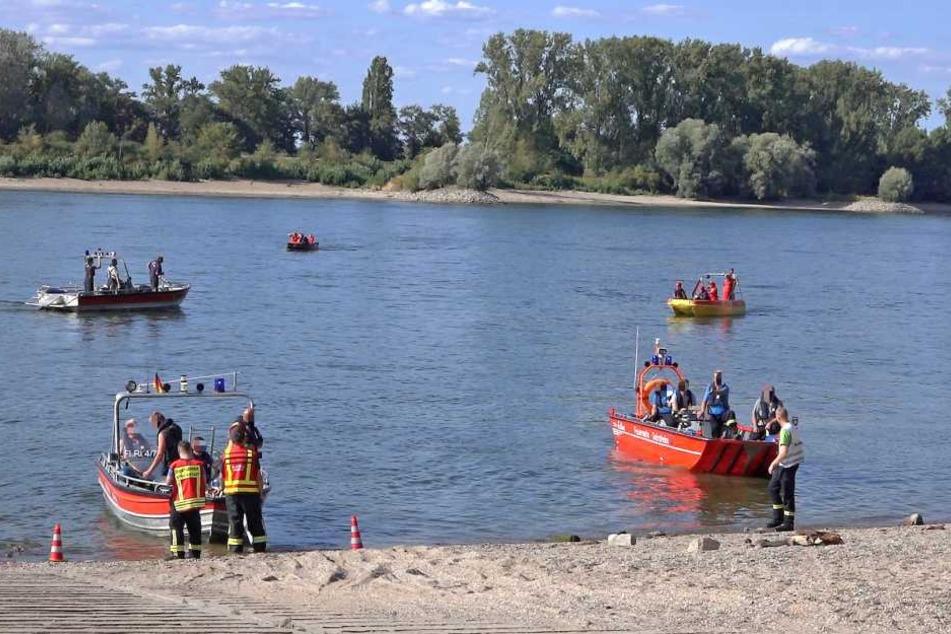 Erst in der vergangenen Woche ertranken zwei Mädchen im Rhein.