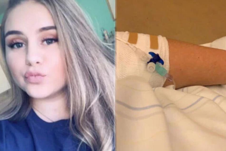 Arzt klärt auf: Darum lag Estefania Wollny im Krankenhaus