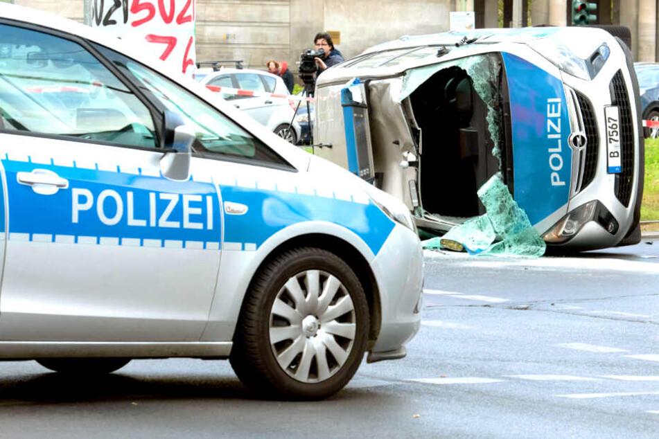 Erinnerungen an totgeraste Fabien werden wach: Kontrolle auf Suff-Fahrt nach Polizei-Crash