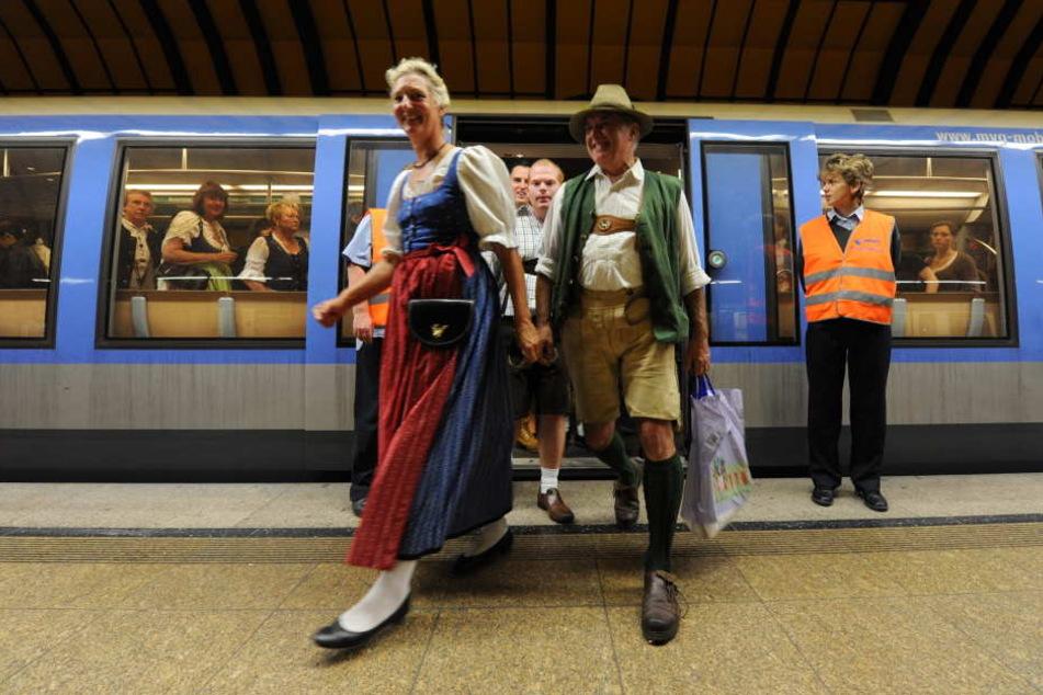 500 zusätzliche Fahrten im gesamten Netz werden von der Deutschen Bahn angeboten.