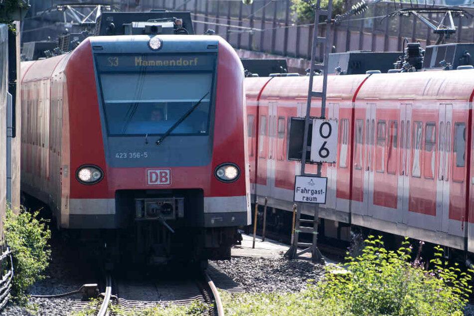 Ein Signal-Problem sorgt in München für erhebliche Verspätungen. (Archivbild)