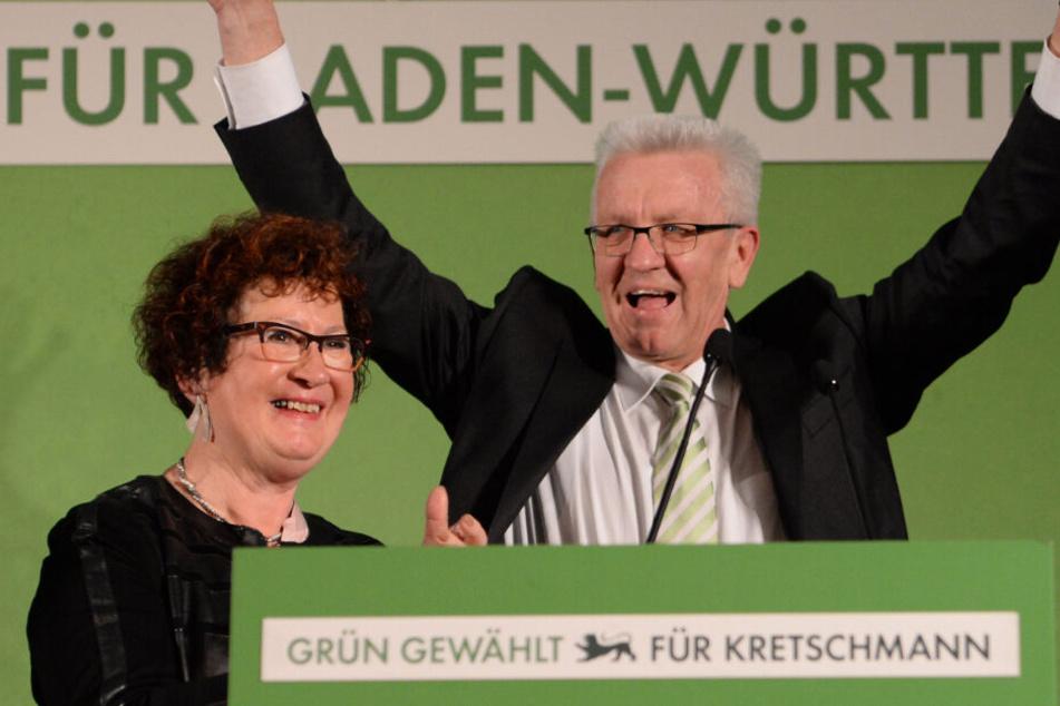 Rekord-Hoch für Grüne bei Umfrage zur Landtagswahl 2021
