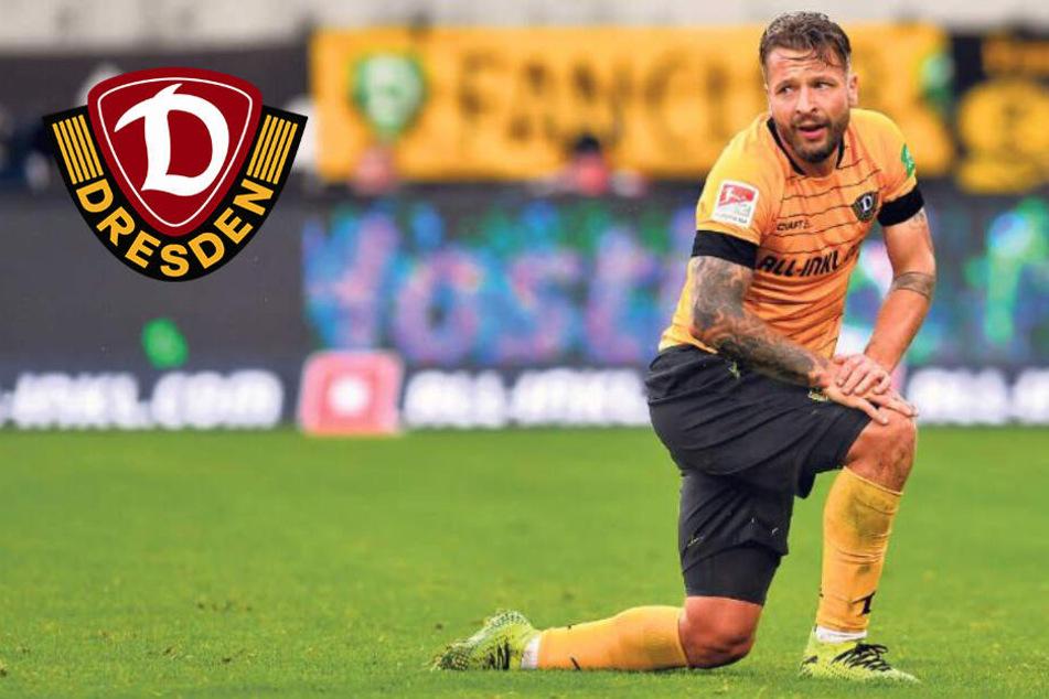 Dynamo: Comeback von Patrick Ebert bei Partie in Osnabrück?