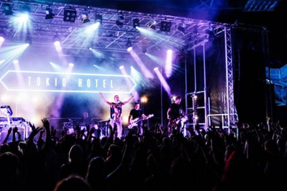 Leipzig: Kreischalarm! Hier rocken Tokio Hotel in Leipzig