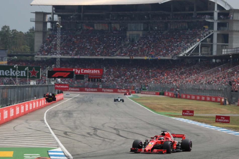 Traurige Gewissheit! Kein Formel-1-Rennen mehr in Deutschland