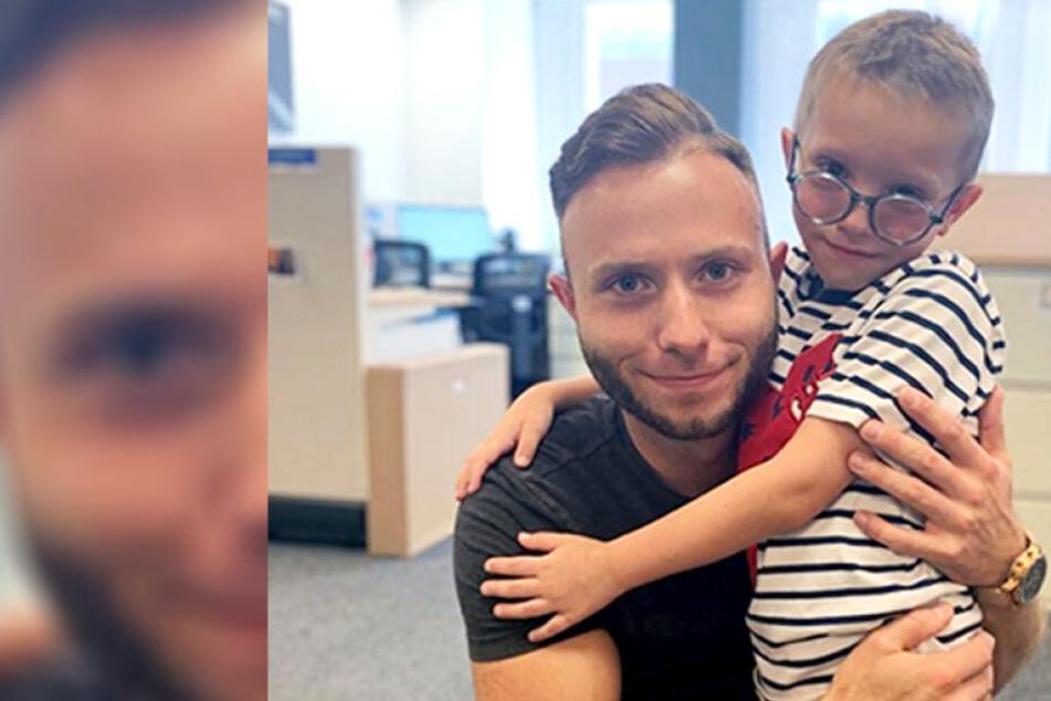 Deutscher rettet Kind (1) das Leben, jetzt treffen sie endlich aufeinander
