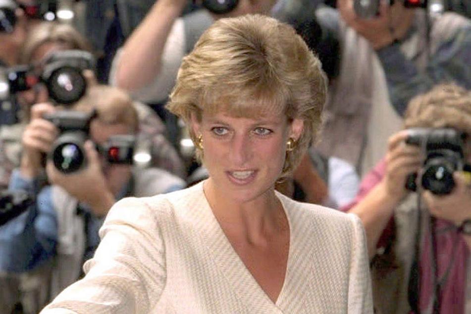 Prinzessin Diana wurde nur 36 Jahre alt.