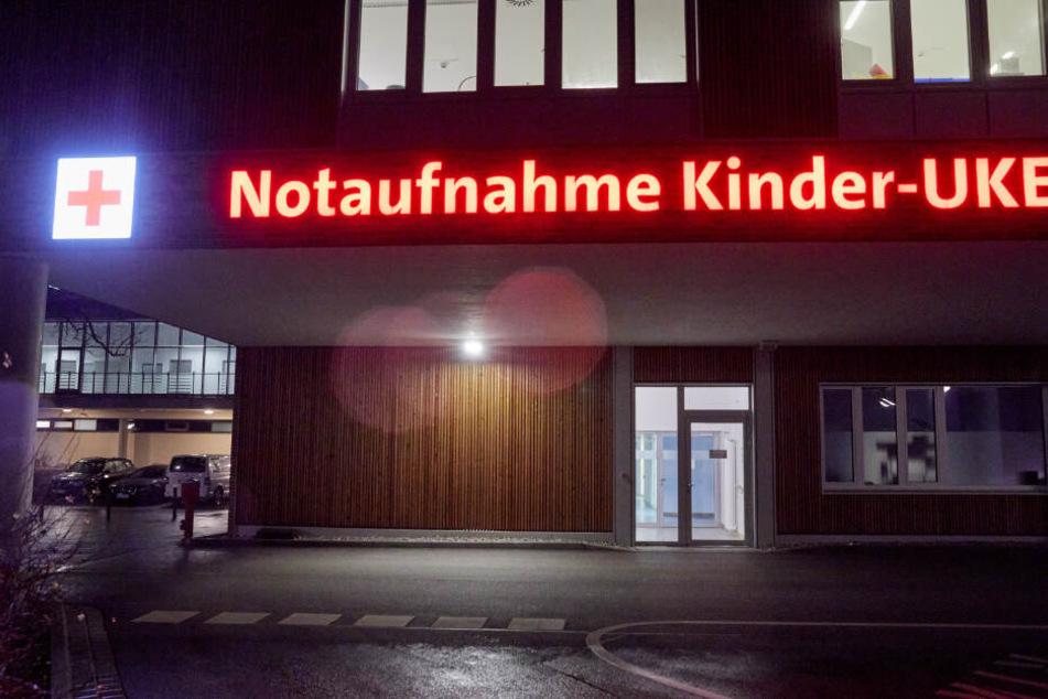 Der infizierte UKE-Mitarbeiter arbeitete in der Kinder- und Jugendmedizin.