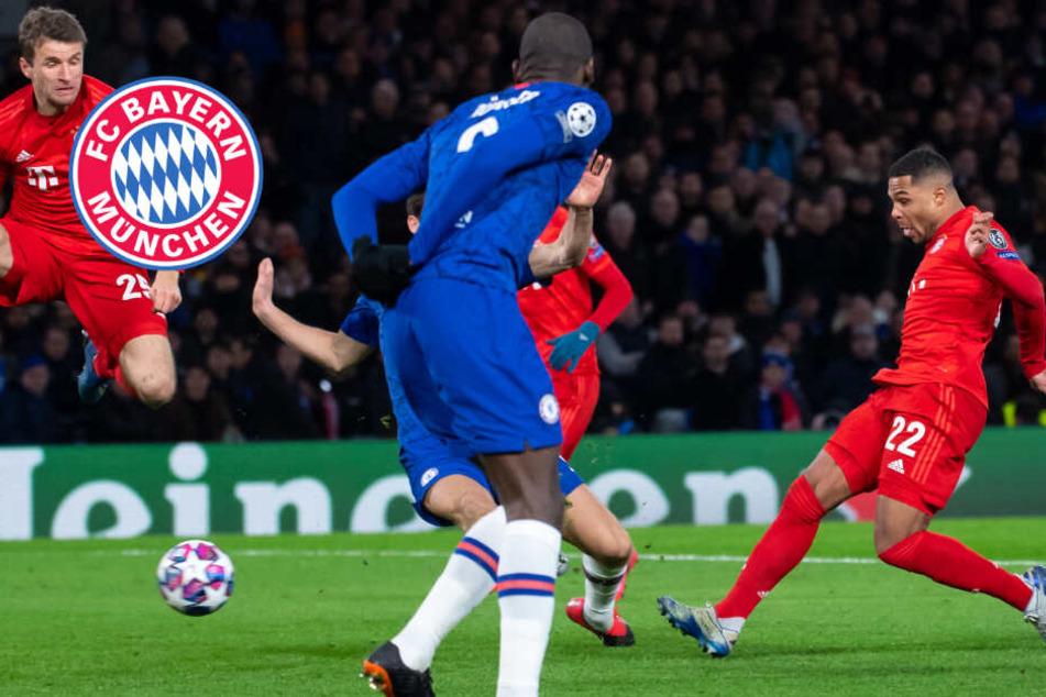Bärenstarker FC Bayern schlägt Chelsea: Nächste Londoner Tor-Gala von Gnabry