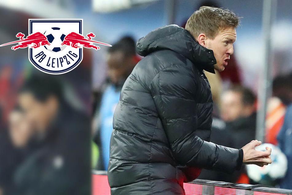 """RB Leipzigs Nagelsmann hadert nach Liga-Rekord: """"Hab den Jungs gesagt, dass ich das nicht möchte"""""""