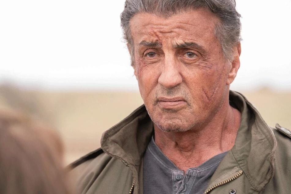 """Sylvester Stallone lässt es im neuesten Trailer zu """"Rambo: Last Blood"""" ordentlich krachen."""