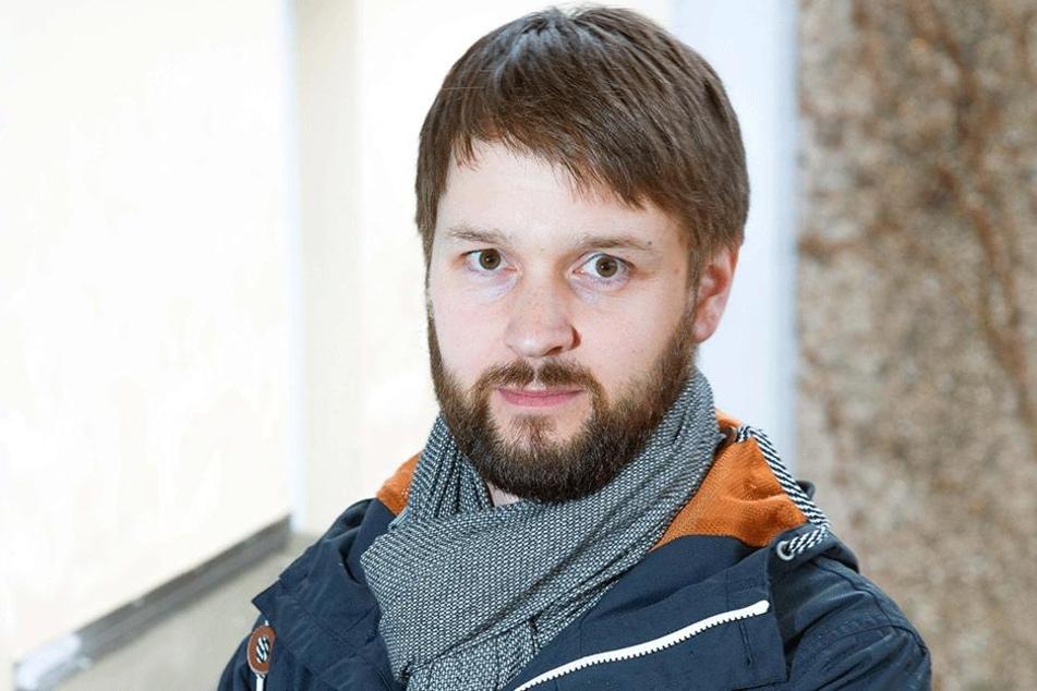Die Stadt ist für Autofahrer noch viel zu attraktiv, so Tobias Tannenhauer (35, Grüne).