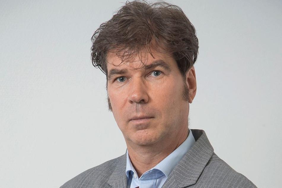 Datenschützer Andreas Schneider (54).