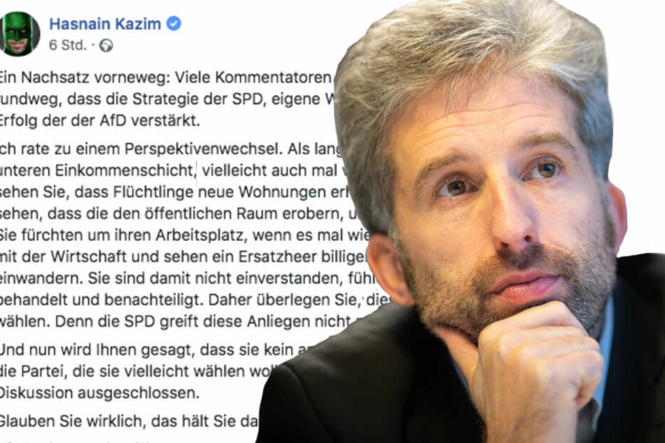 Facebook-Tausch: Boris Palmer appelliert zu Auseinandersetzung mit Rechtsgesinnten