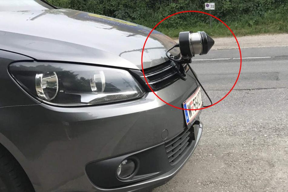 Autofahrer aufgepasst: Polizei setzt neue Blitzer ein!
