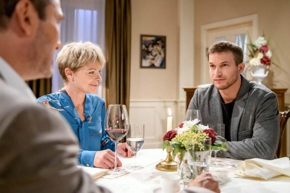 """""""Sturm der Liebe"""": Tim unter Schock, erfährt er von Christophs Geheimnis?"""