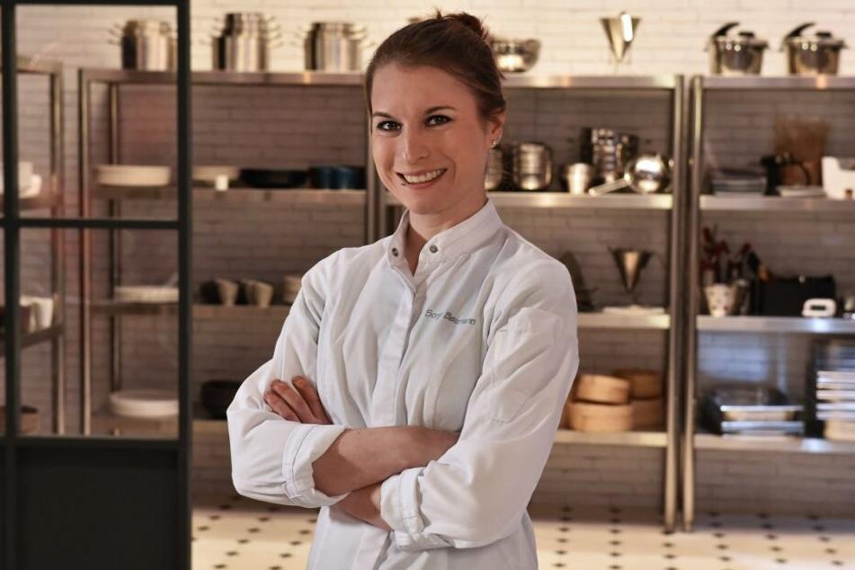 Sonja Baumann (34) wurde bereits mit einem Michelin-Stern ausgezeichnet.