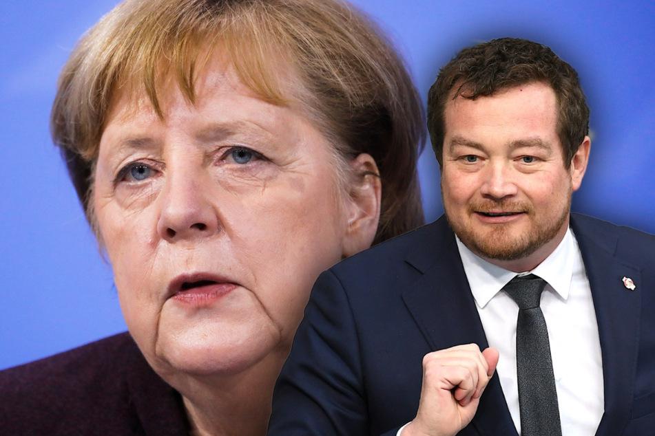 Ministerpräsidenten diskutieren mit Merkel: SPD fordert komplette Schulöffnung bis Mitte März