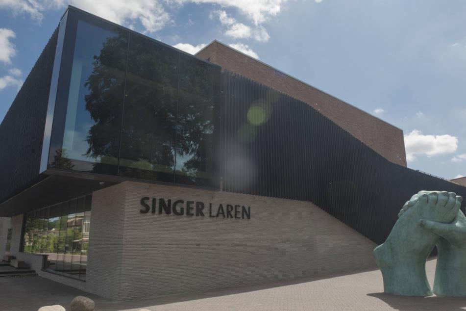Im Museum Singer Laren wurde das Gemälde van Goghs entwendet