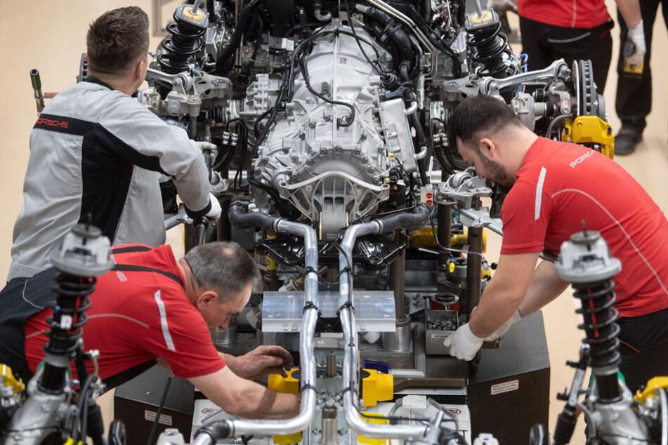 Kurzarbeit: Fast komplette Autoindustrie in Bayern spart bei den Mitarbeitern