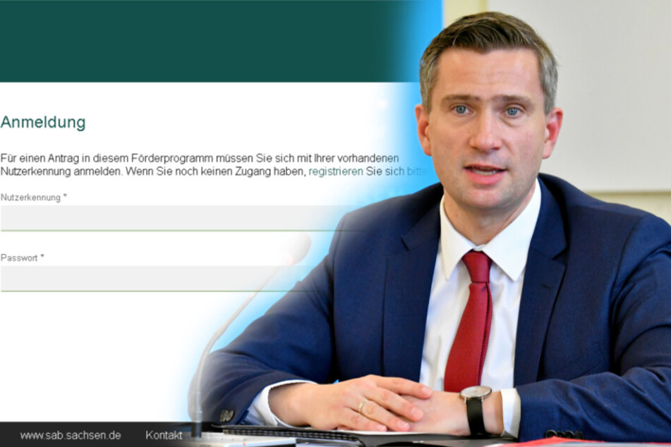 Betrüger-Attacke auf die Sächsische Aufbaubank: Noch 700 Anträge in der Prüfung