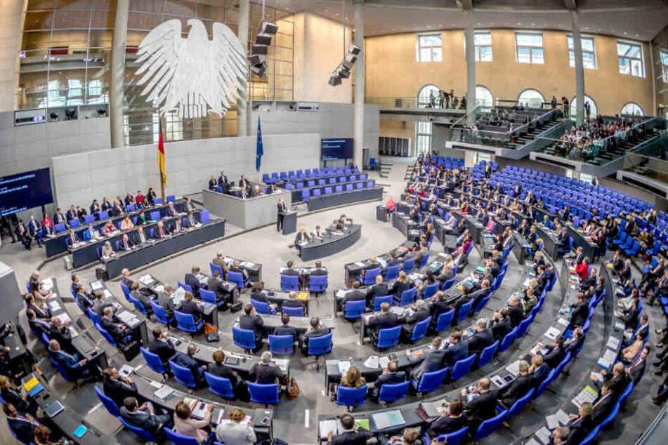 Der neue größere Bundestag kommt uns Steuerzahler teuer zu stehen.