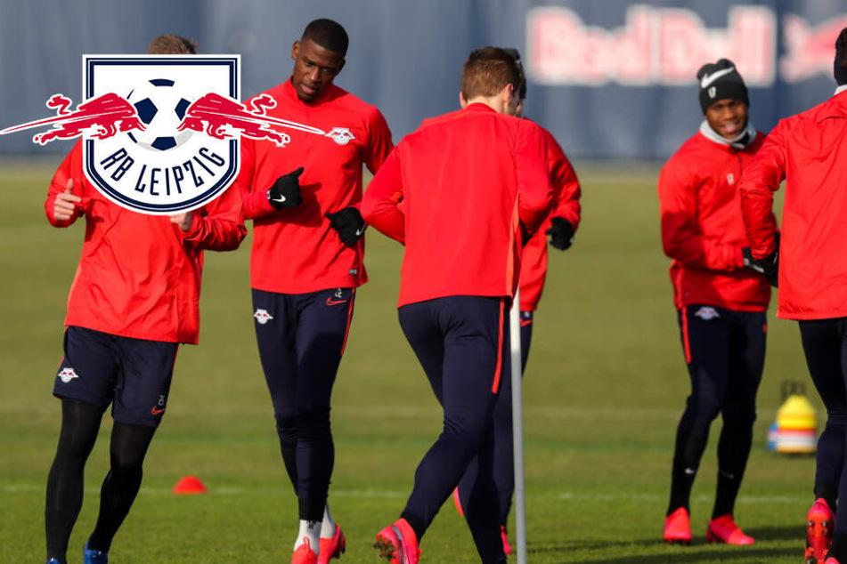 RB Leipzigs Angst vor dem Coronavirus: Training ohne Zuschauer