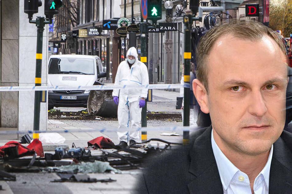 Experte warnt: In Europa wird es noch mehr Terror geben