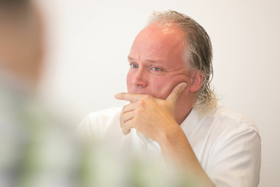 Er kämpft für sein Unternehmen: André Sarrasani hat jetzt Privatinsolvenz angemeldet.