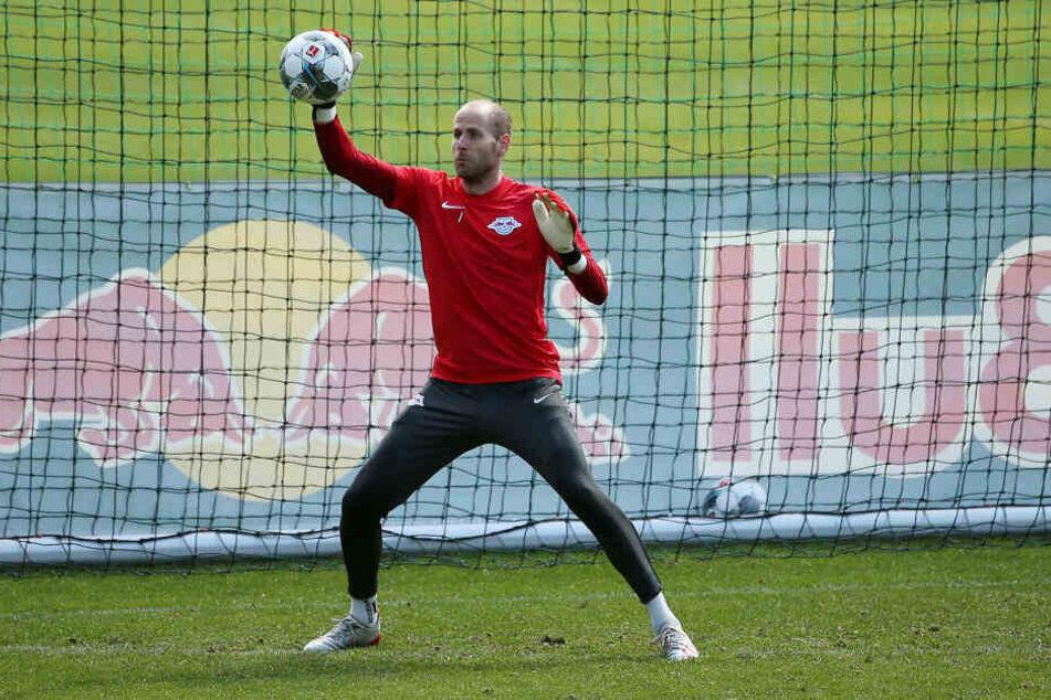 Ist auch in dieser Saison wieder die klare Nummer eins bei RB Leipzig: Torhüter Péter Gulácsi (29).