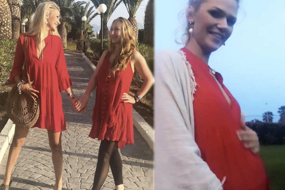 Erwartet Model-Mama Sara Kulka etwa ihr drittes Kind?