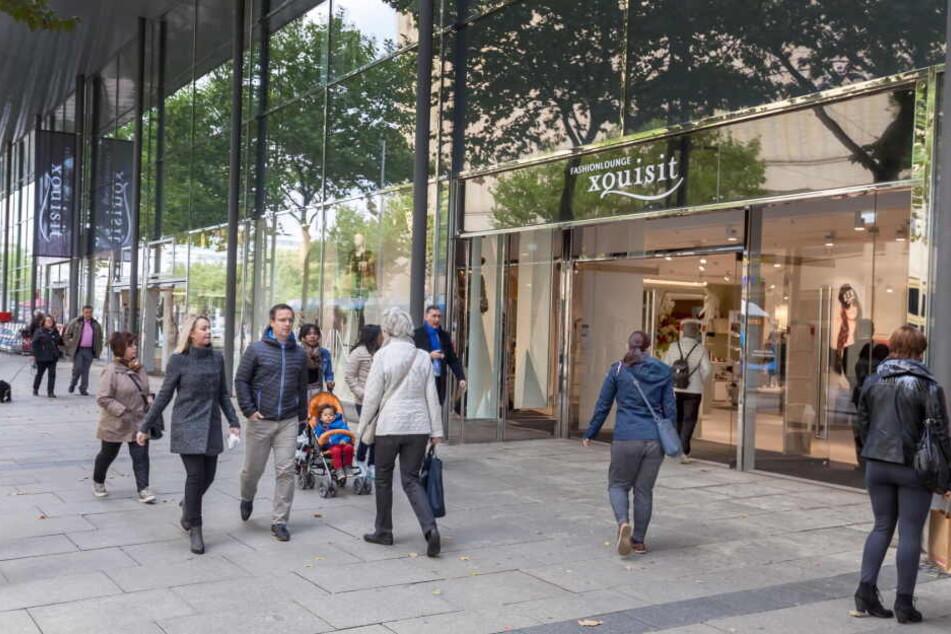 Zu wenig Kunden? Modeladen in der Chemnitzer City macht dicht