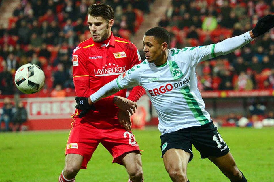 In der Hinrunde gab es ein 1:1 im Stadion An der Alten Försterei.