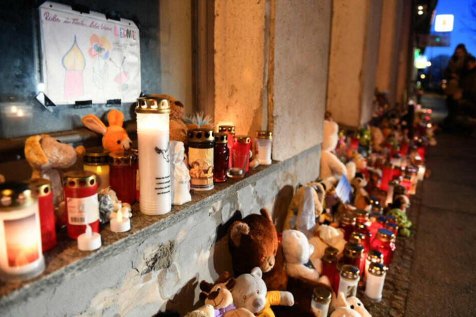 Nach Todes-Drama in Torgelow: Die kleine Leonie (✝6) wird heute bestattet