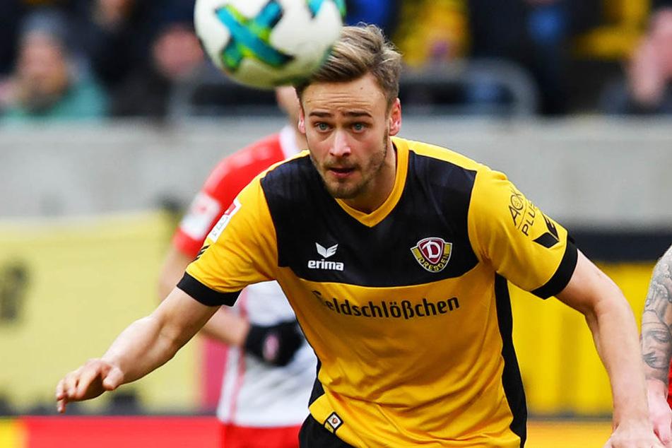 Lucas Röser traf am Freitag gleich zweimal gegen Bielefeld.