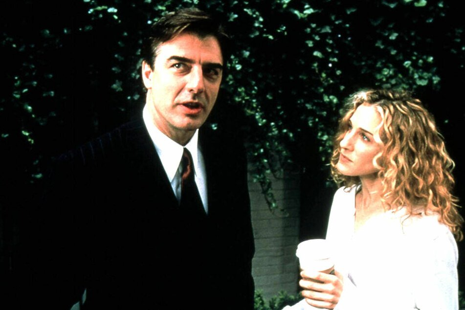 "So kennen und lieben wir Chris Noth: Als Carries große Liebe Mr. Big in ""Sex and the City"""