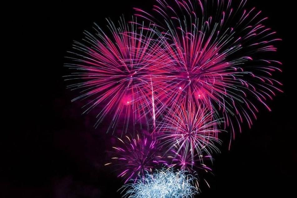Höhepunkt wird das Feuerwerk sein.