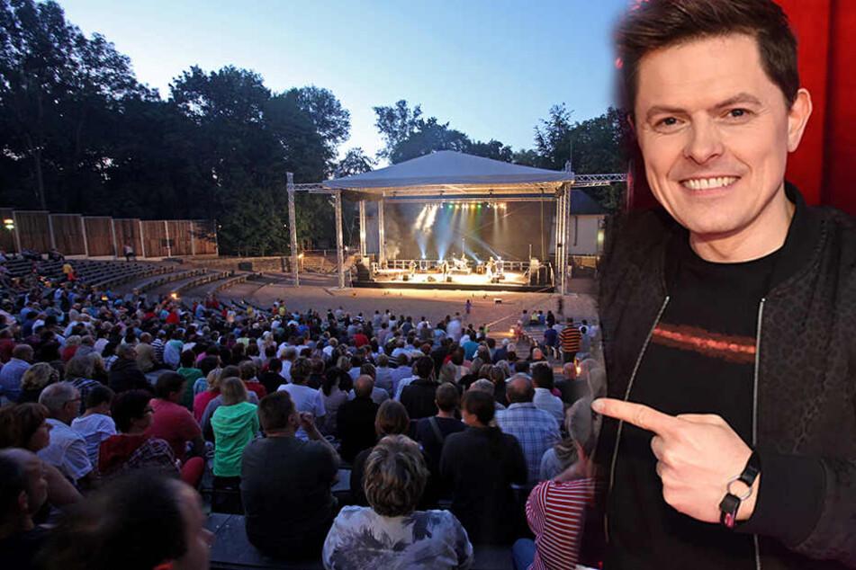 """The Voice""-Gewinner-Coach Paddy Kelly kommt nach Zwickau"
