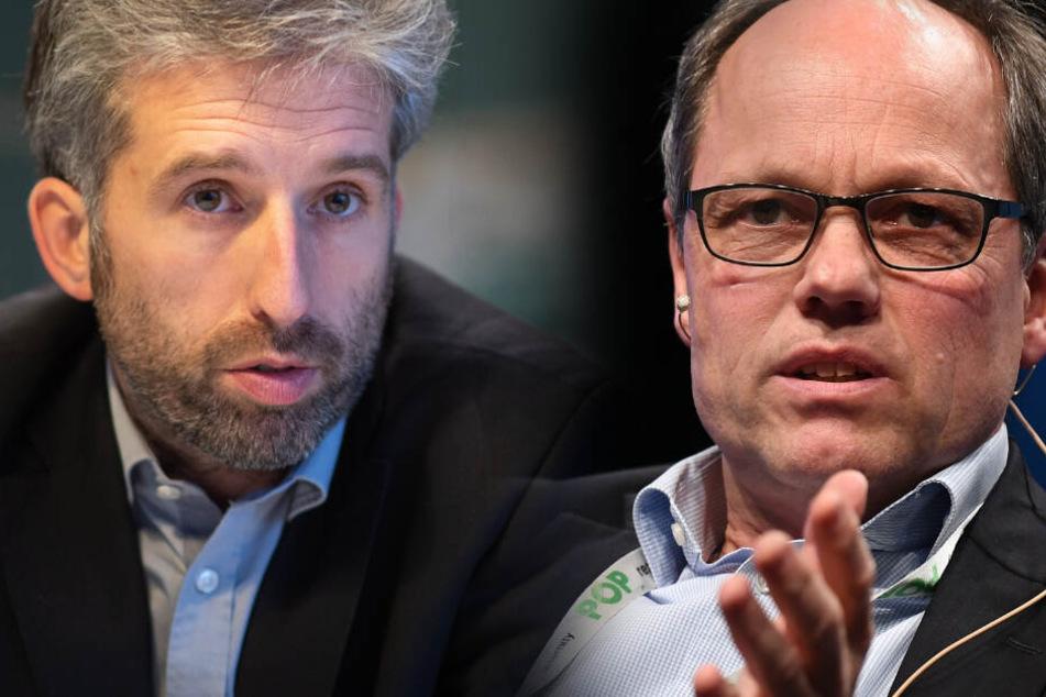 Schlammschlacht: Boris Palmer kritisiert Tagesschau-Chef Gniffke