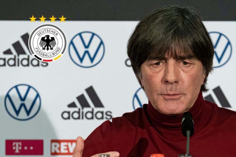 Jogi Löw rückt von roter Linie nicht ab und übt Kritik am Verhalten der DFB-Spitze