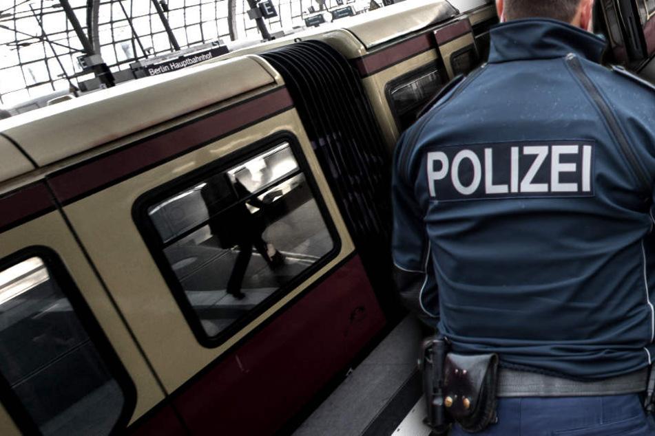 Vor Fahrgästen entblößt S-Bahn-Exhibitionist mit Drogen festgenommen