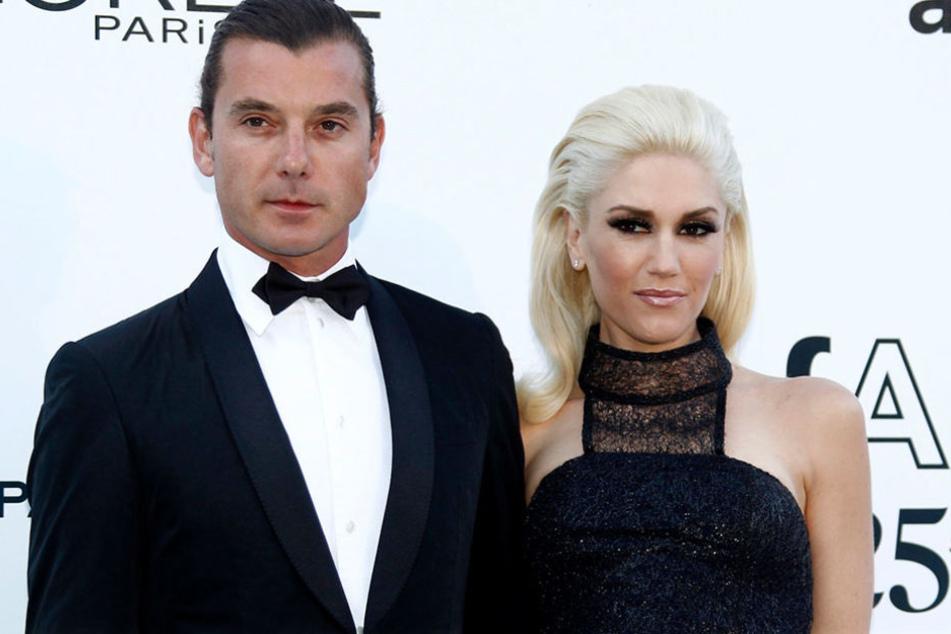 Mit Sängerin Gwen Stefanie war Bush-Frontmann Gavin Rossdale verheiratet. Jetzt soll er mit Sophia Thomalla zusammen sein.