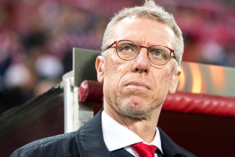 Peter Stöger wird vorerst bis Saisonende Trainer bei Borussia Dortmund.