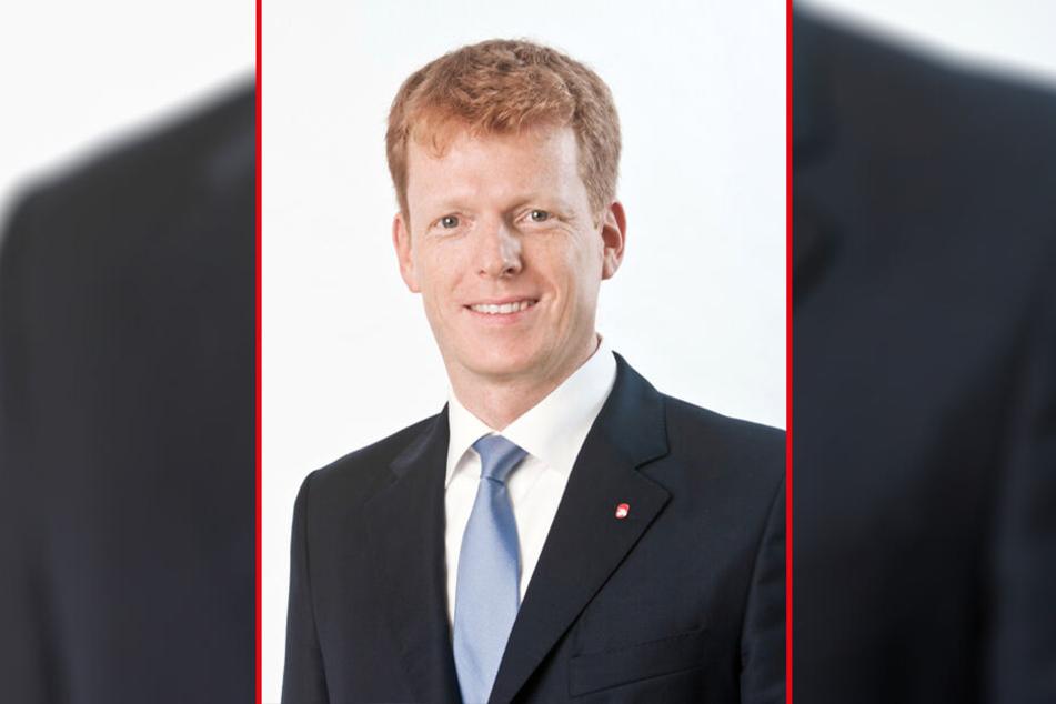 Kämpft um Schadensbegrenzung Götz Ahmelmann, Vorstandsboss der Mitteldeutschen Flughafen AG