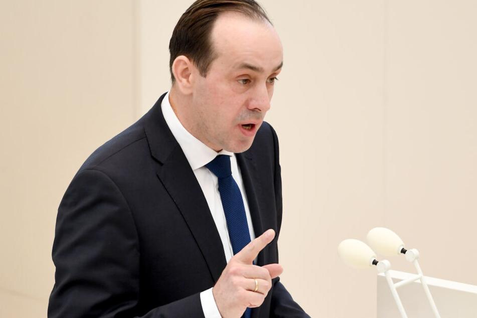 Ingo Senftleben ist Spitzenkandidat der Brandenburger CDU.